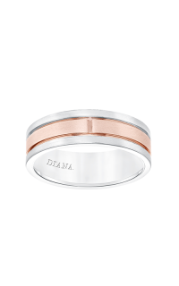 Diana Wedding Bands 11-N8648WR7-G