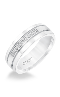 Diana Wedding Bands 22-N8646W7-G