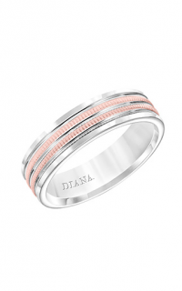 Diana Wedding Bands 11-N8758WR6-G