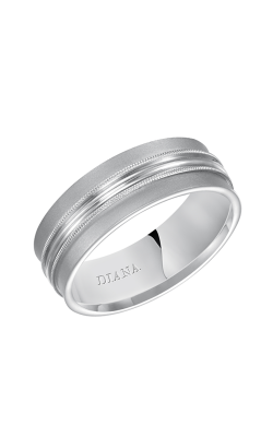 Diana  7.5mm Comfort Fit Band-A  Wedding Band  11-N7684W75-G product image