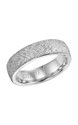 Diana  CF Artisan Rolled Edge  Wedding Band  11-N11A4W65-G product image