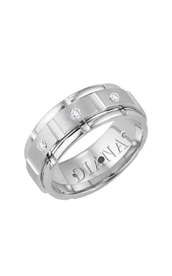 Diana Wedding Bands 22-N7579W-G product image