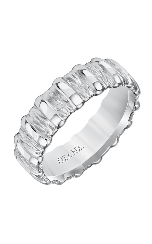 Diana  7mm Soft Sand Band - A  Wedding Band  11-N19W100-G product image