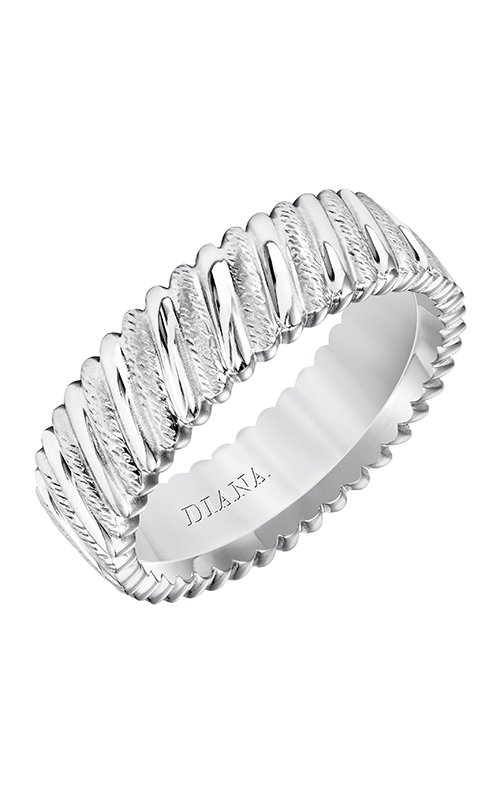 Diana  7mm Soft Sand Band - A  Wedding Band  11-N21W100-G product image