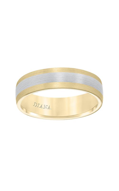 Diana  Wedding Band  11-N8589U6-G product image