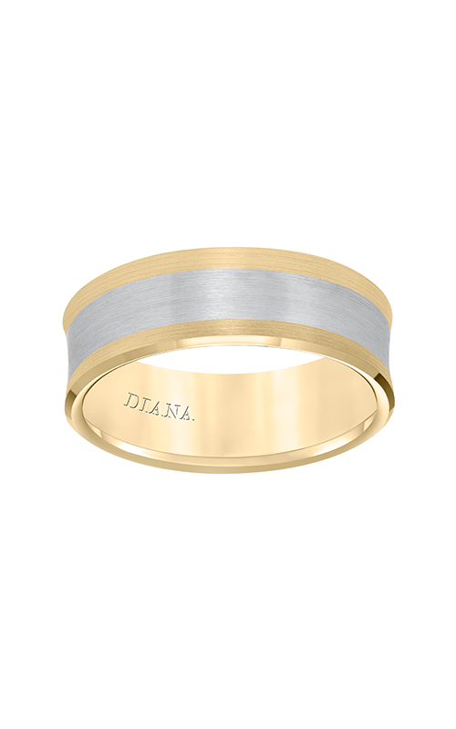 Diana  Wedding Band  11-N8590U75-G product image