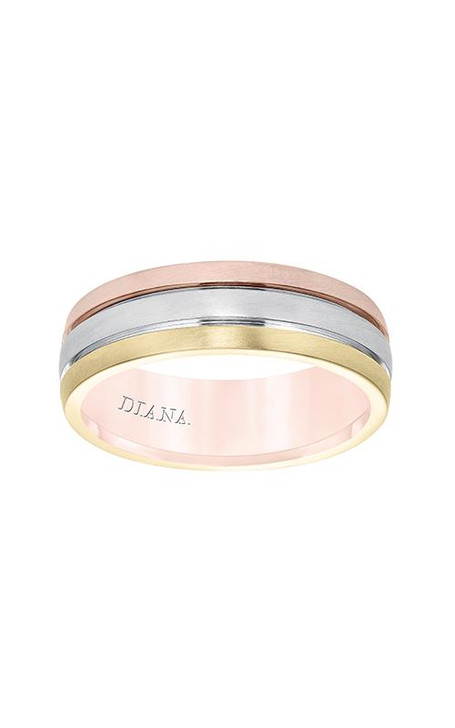 Diana  Wedding Band  11-N8647RWY7-G product image