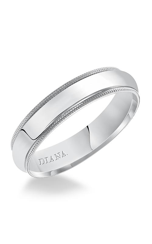 Diana Wedding Band 11-LDM030P-G product image