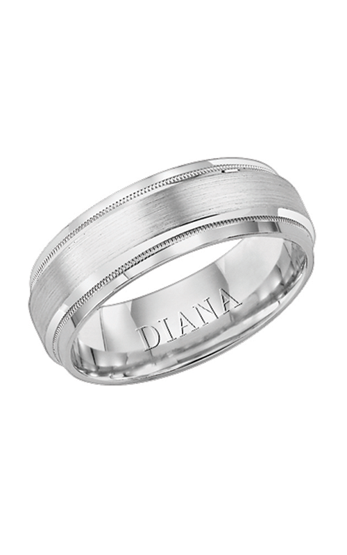 Diana Wedding Band 11-N7584PD-G product image