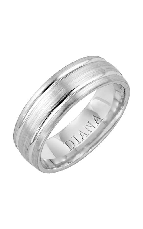 Diana Wedding Band 11-N7587PD-G product image