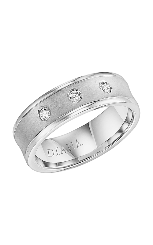 Diana Wedding Band 22-N53L4W7-G product image