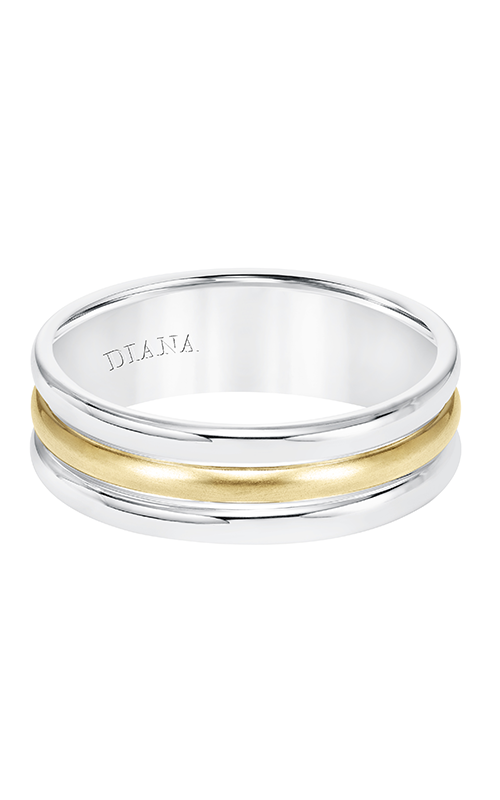 Diana Wedding Band 11-N8654WY7-G product image
