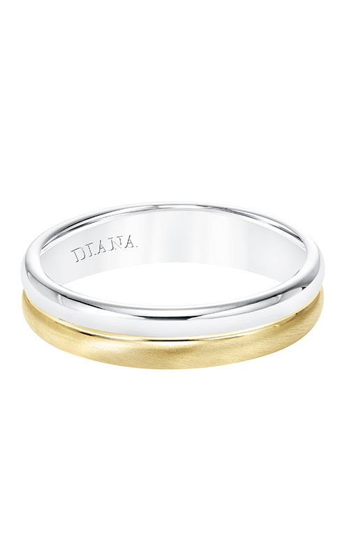 Diana Wedding Band 11-N8655WY5-G product image