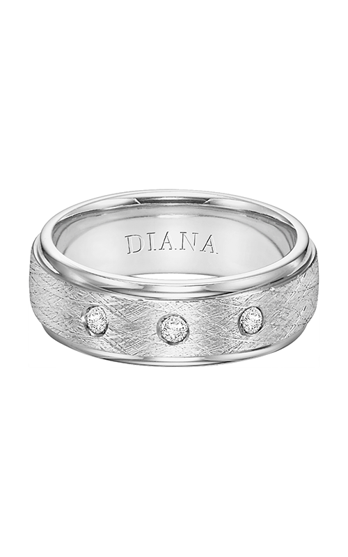 Diana Wedding Band 22-N54A4W75-G product image