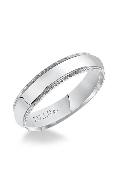 Diana Wedding Band 01-LDM060-G product image