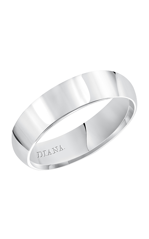 Diana Wedding Band 01-PIR060-G product image