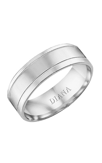 Diana Wedding Band 11-N6714W-G product image