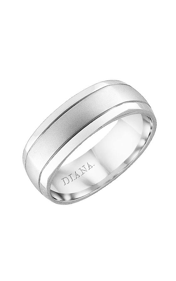 Diana Wedding Band 11-N7518W-G product image