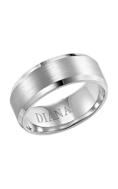 Diana Wedding Band 11-N7624W-G product image