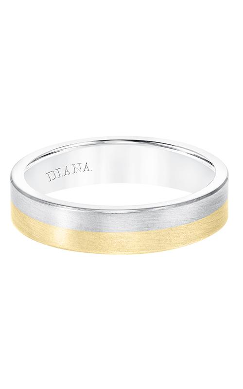Diana Wedding Band 11-N8657WY5-G product image
