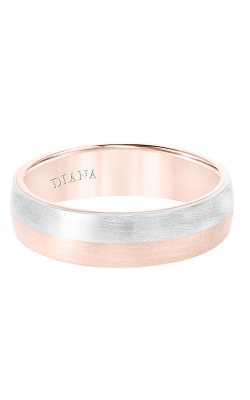 Diana Wedding Band 11-N8656RW6-G product image