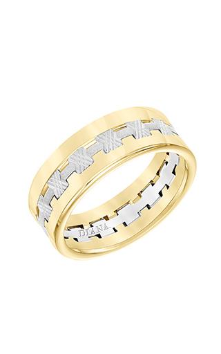 Diana Wedding Band 11-N8737YW75-G product image