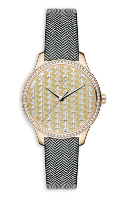 Dior Montaigne Watch CD153571A001 product image