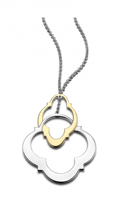 Elle Compass Rose Necklace N0466 product image