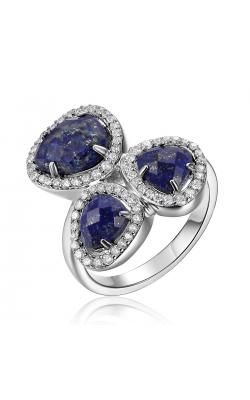 Elle Halo Fashion Ring R0202 product image