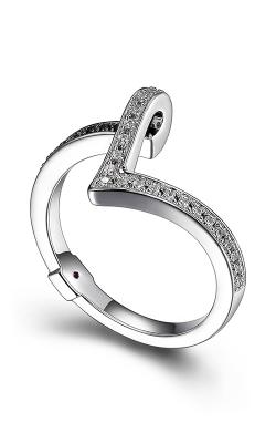 Elle Tuxedo Fashion Ring R0390 product image