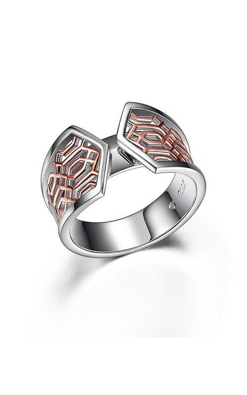 Elle Lattice Fashion Ring R4LA7TA0ALXX05N00E01 product image
