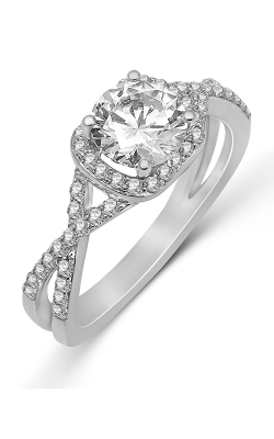 Fana Halo Engagement ring S2359 product image