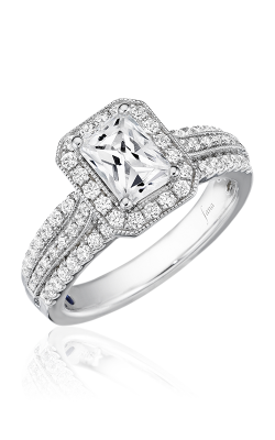 Fana Halo Engagement ring, S2652 product image