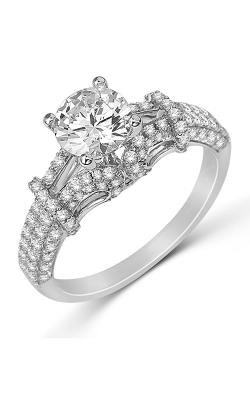 Fana Designer Engagement ring, S2344 product image