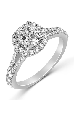Fana Halo Engagement ring, S2366 product image