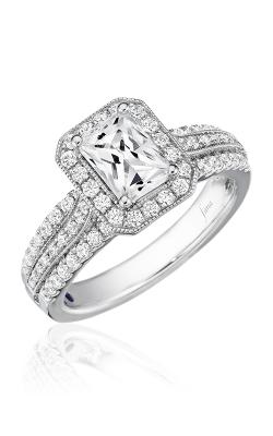 Fana Halo Engagement ring S2652 product image