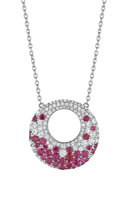 Fana Gemstone Necklace P1537R product image