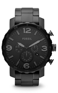 Fossil Nate & Gage JR1401