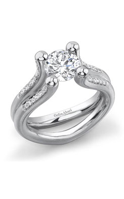 Gelin Abaci Engagement Rings TR-223 product image