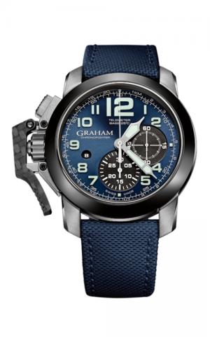 Graham London Oversize GMT Steel