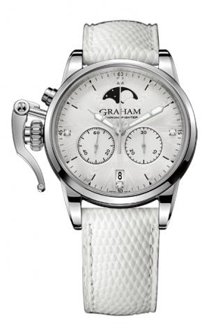 Graham London Silver
