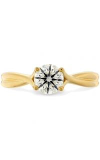Hearts On Fire Simply Bridal MTR597AA8W
