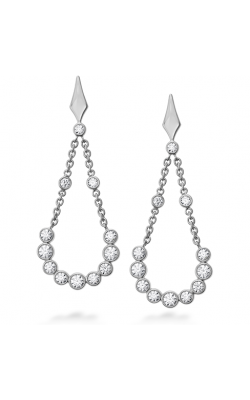 Copley Bezel Drop Earrings product image