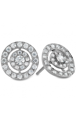 Inspiration Double Halo Stud Earrings product image