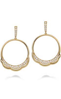 Lorelei Circle Earrings product image
