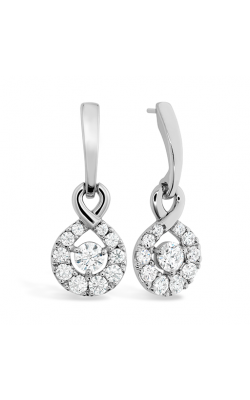 Optima Diamond Drop Earrings product image