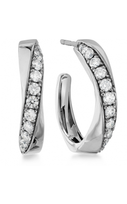 Atlantico Diamond Hoops product image