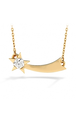 Illa Single Diamond Comet Necklace product image