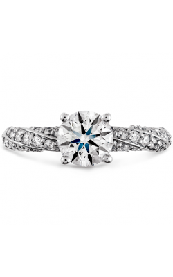Atlantico Pave Engagement Ring product image