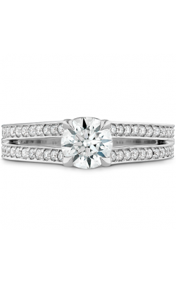 Adoration Double Row Engagement Ring product image